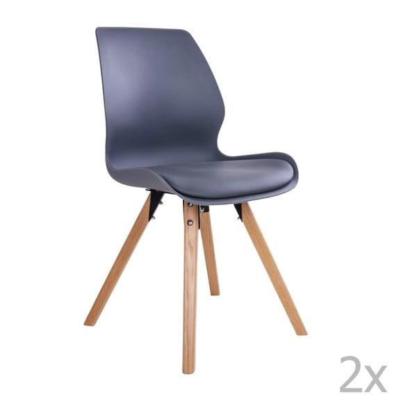 Rana 2 db szürke szék - House Nordic