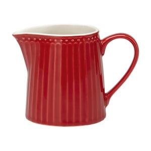 Šálek na smetanu do kávy Alice Red, 250 ml