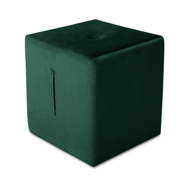 Zielony puf Mazzini Sofas Margaret, 40x45 cm