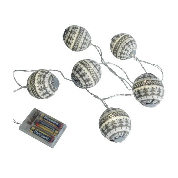 Svítící LED řetěz 4