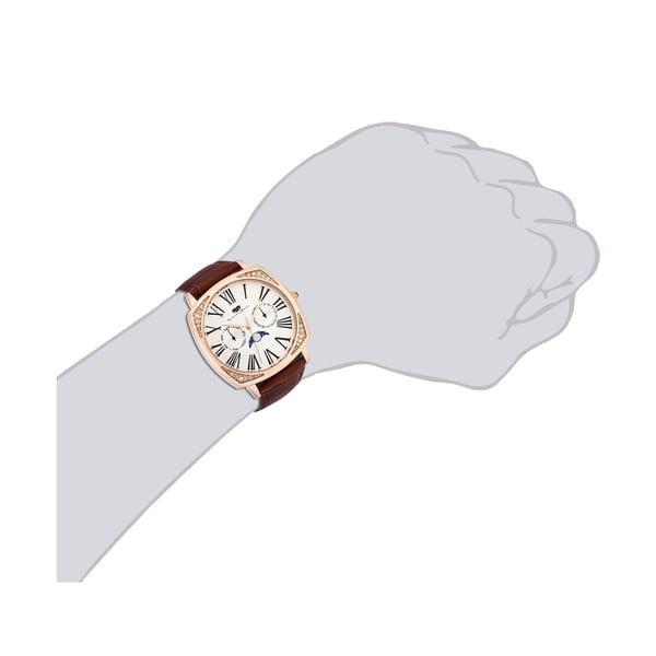 Dámské hodinky Rhodenwald&Söhne Shadowmoon Dark Brown