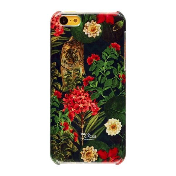 Obal na iPhone 5C Tiger Wonderland
