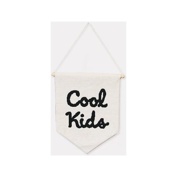 Nástěnná vlaječka Cool Kids