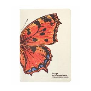 Agendă Gift Republic Butterflies, A5