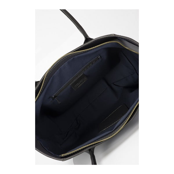 Kožená kabelka Giorgio Costa 15001 Fango