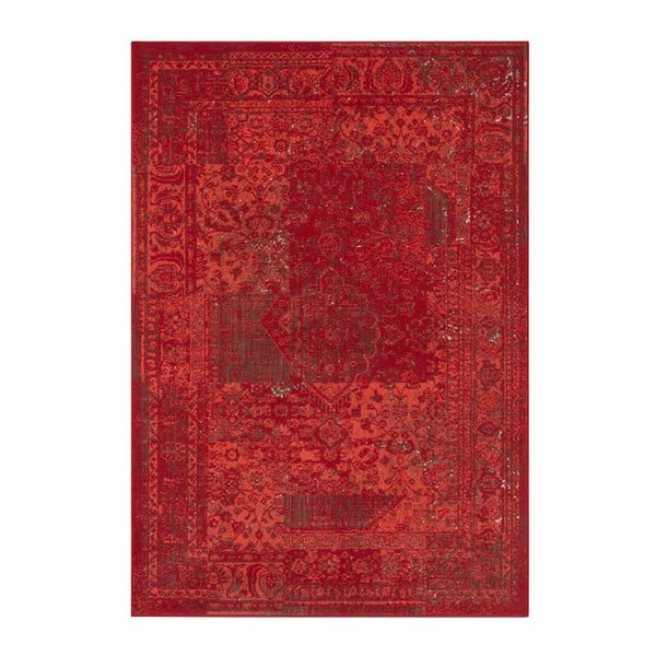 Czerwony dywan Hanse Home Celebration Garitto, 120x170 cm