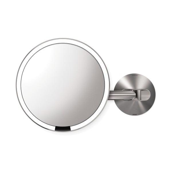 Nástěnné kosmetické zrcátko s osvětlením simplehuman Gulio
