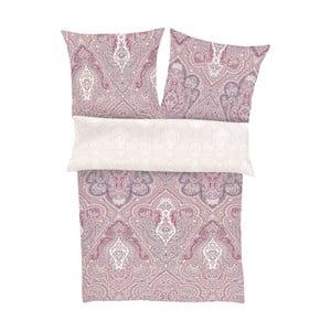 Povlečení Zeitgest Pink Vintage, 140x200 cm