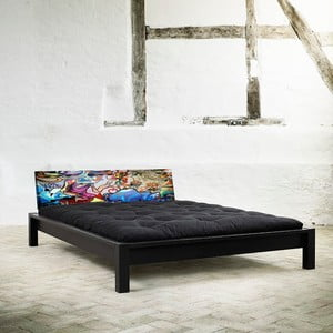 Postel Karup Tami Street Art Black/Graffiti Multicolor