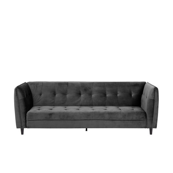 Szara sofa rozkładana Actona Jonna