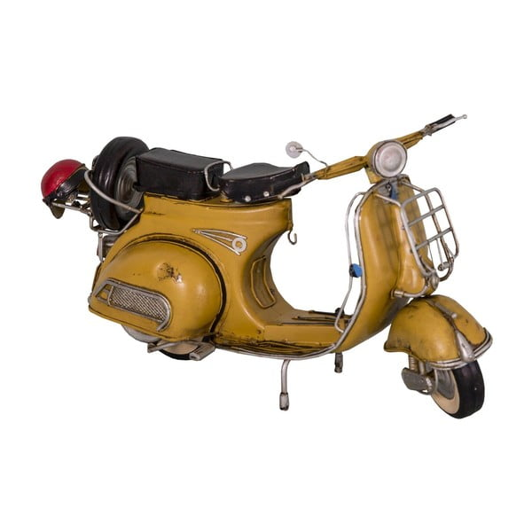 Dekorativní objekt Yellow Scooter