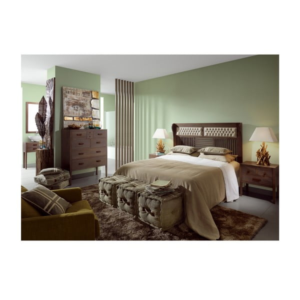 Čelo k posteli Spartan, 165x135 cm