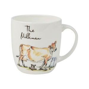 Hrneček z kostního porcelánu Churhill China Milkman, 300 ml