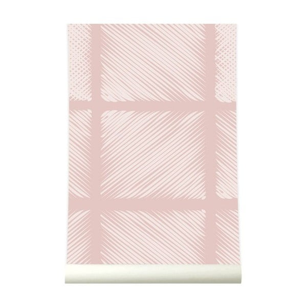 Tapeta Pattern Pink