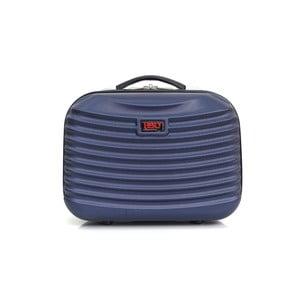 Tmavě modré malé příruční zavazadlo Hero Patapios,