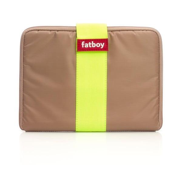 Husă tabletă  Fatboy Tuxedo, bej-galben