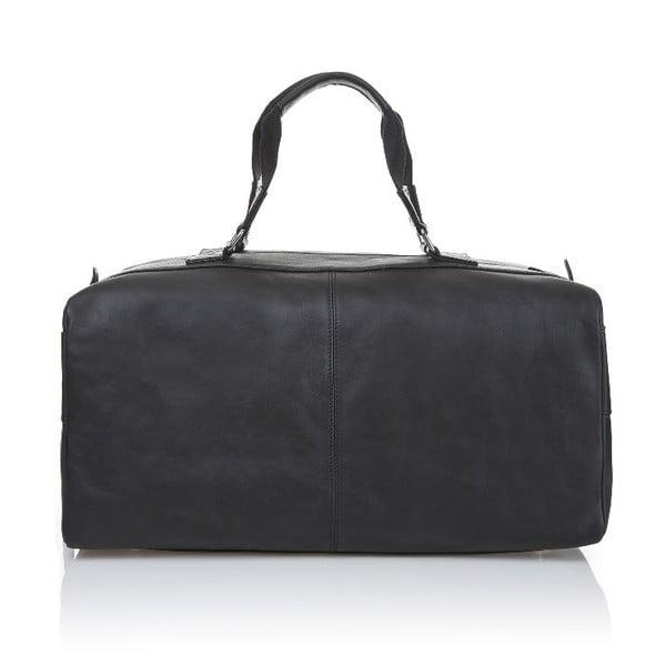 Pánská kožená taška Ferruccio Laconi 102 Black