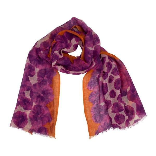 Vlněný šátek Shirin Sehan - Lina