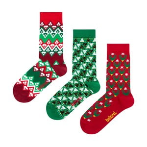 Set cadou șosete Ballonet Socks Christmas Time, mărimea 36-40