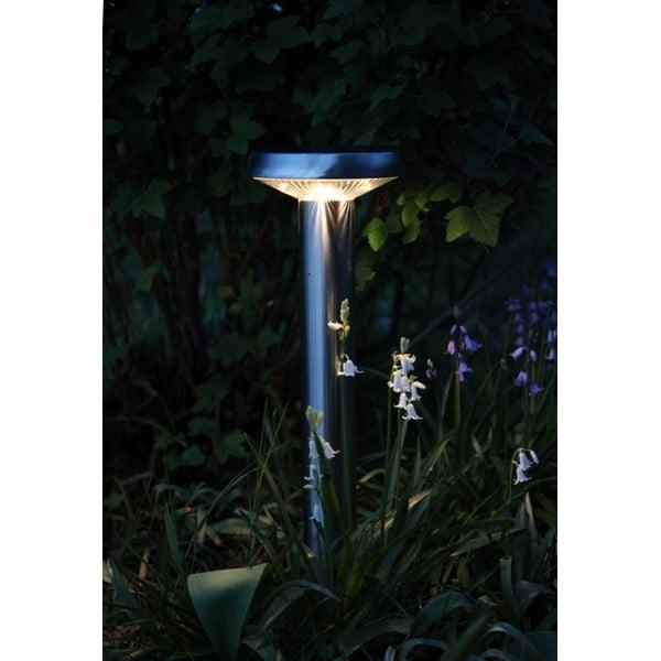 Zahradní světlo Solar Energy Path Light Umbrella Steel