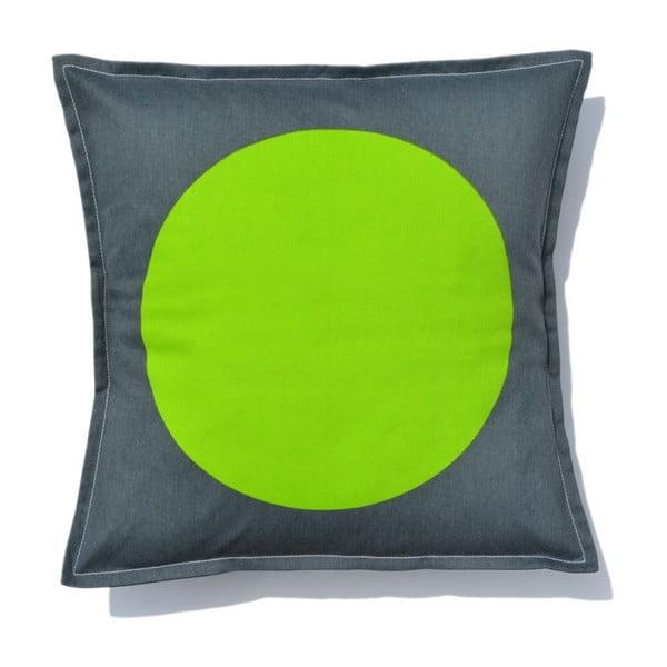 Polštář Green Meets Grey