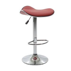 Barová židle InArt Puero, červená