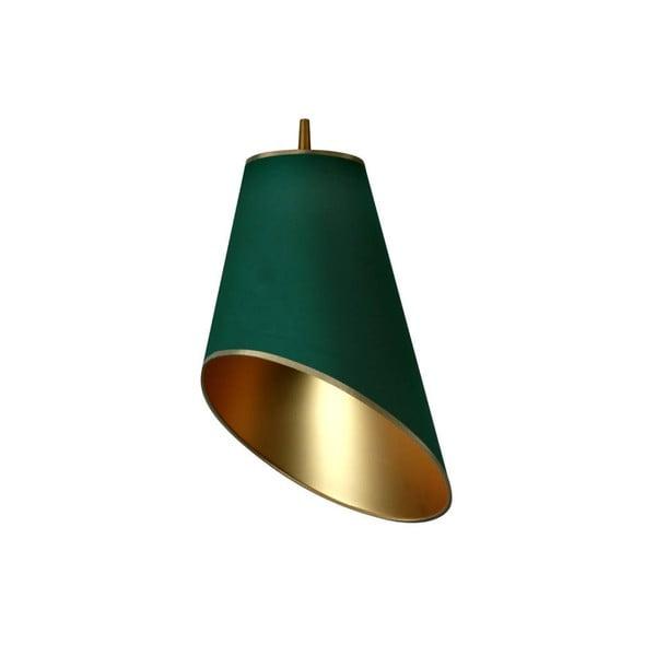 Závěsné světlo Foglie Green