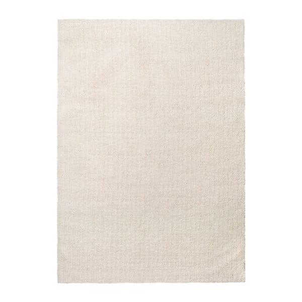 Covor Universal Shanghai Liso Blanco, 60 x 110 cm, alb