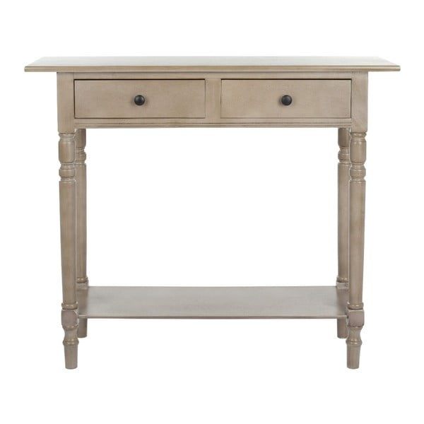 Konzolový stolek Safavieh Rosemary Gray