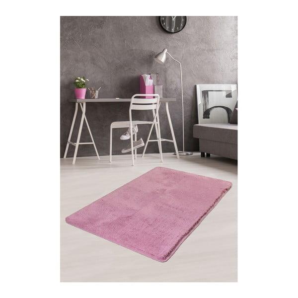 Jasnofioletowy dywan Milano, 140x80 cm