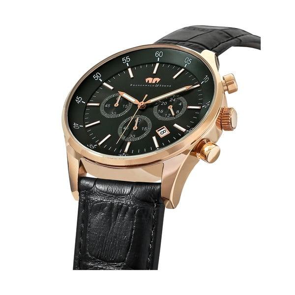 Pánské hodinky Rhodenwald&Söhne Goodwill Black/Rosegold