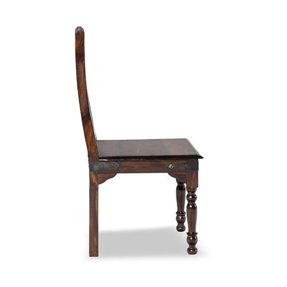 Sada 2 židlí z masivního palisandru Sob Alex