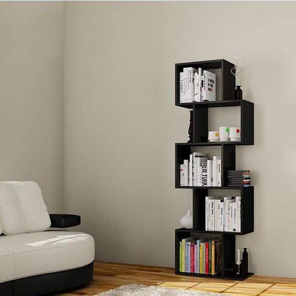 Knihovna Meric Black