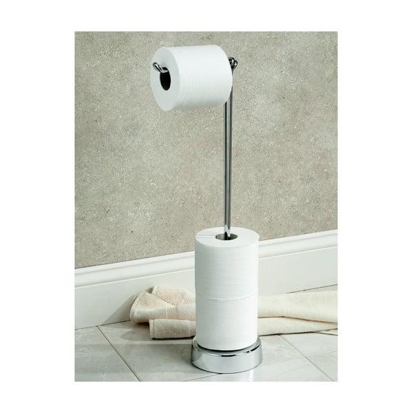 Stojan na toaletní papír InterDesign Classico, výška62cm
