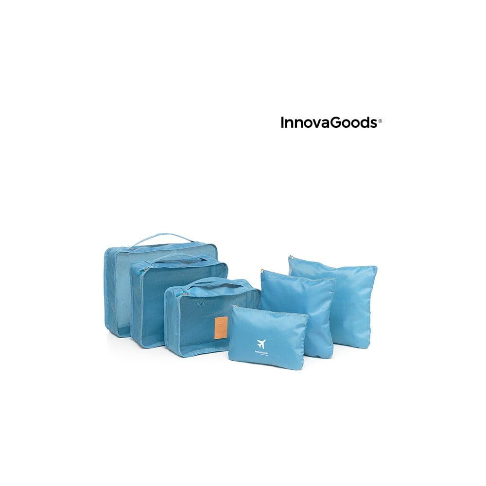 Organizéry do kufru InnovaGoods, 6 kusů