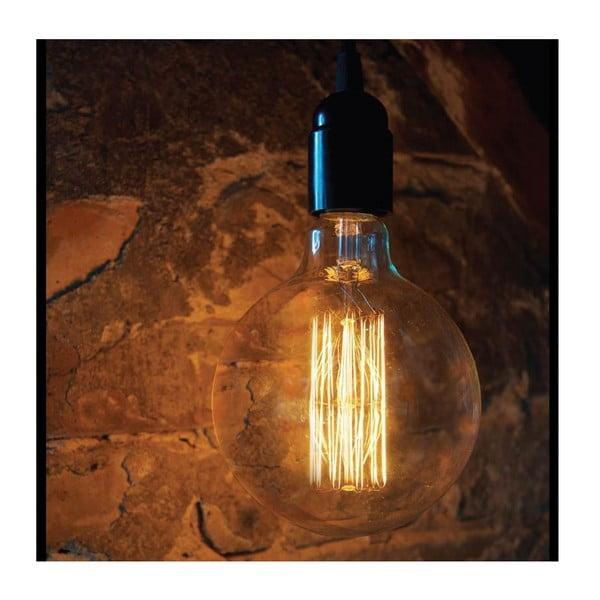 Wolframová dekorativní  žárovka Mega Edison, 40W