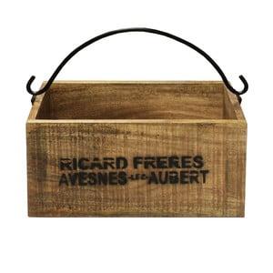 Úložný dřevěný box Factory