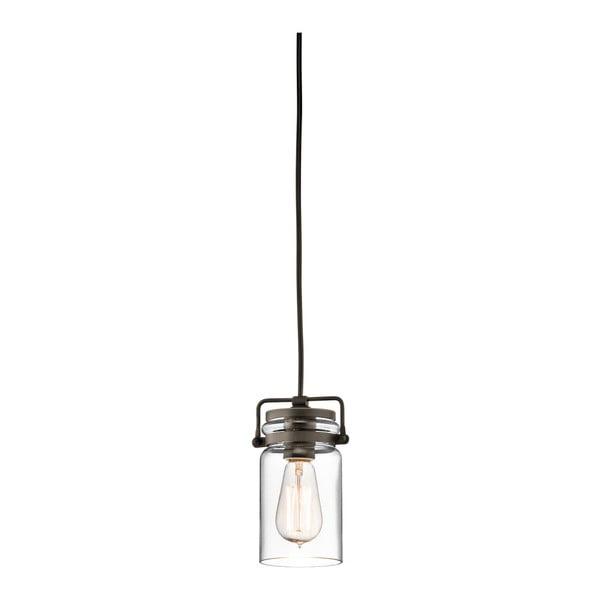 Závěsné svítidlo v bronzové barvě Elstead Lighting Brinley Uno Mini
