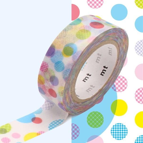 Washi páska Random Dot