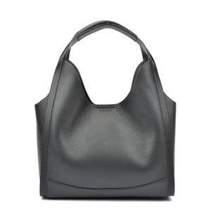 Černá kožená kabelka Isabella Rhea Catarine