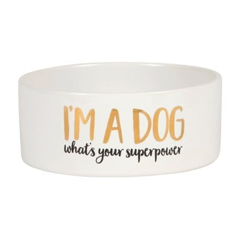 Bol pentru câini Sass & Belle Im A Dog de la Sass & Belle