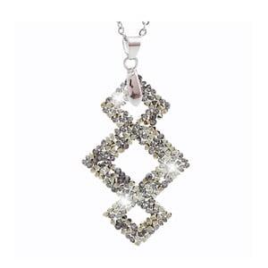 Náhrdelník s krystaly Swarovski® Yasmine Elsde
