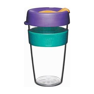 Cestovní hrnek s víčkem KeepCup Clear Edition Reef, 454 ml