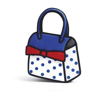 Komiksová taška Alice Dots