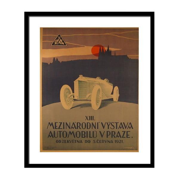 Plakát v černém rámu Design Icon No.20