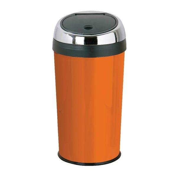 Odpadkový koš Orange Enamel, 30 l