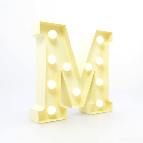 Dekorativní světlo Carnival M, vanilkové