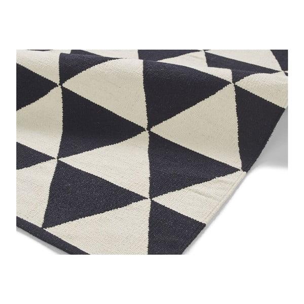 Černo-bílý koberec Think Rugs At Manhattan, 150x230cm