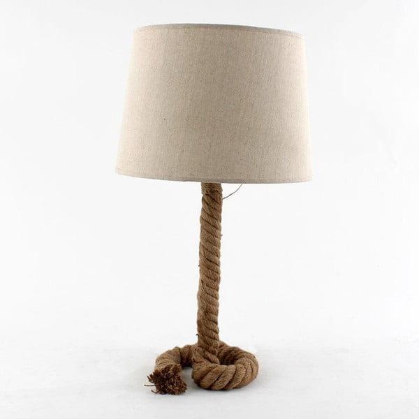 Stolní lampa Kotvící lano 35x63 cm