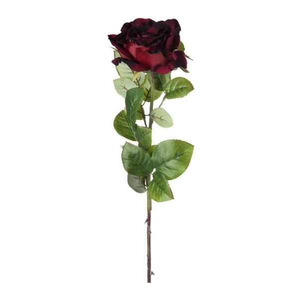 Velká umělá růže Baroq